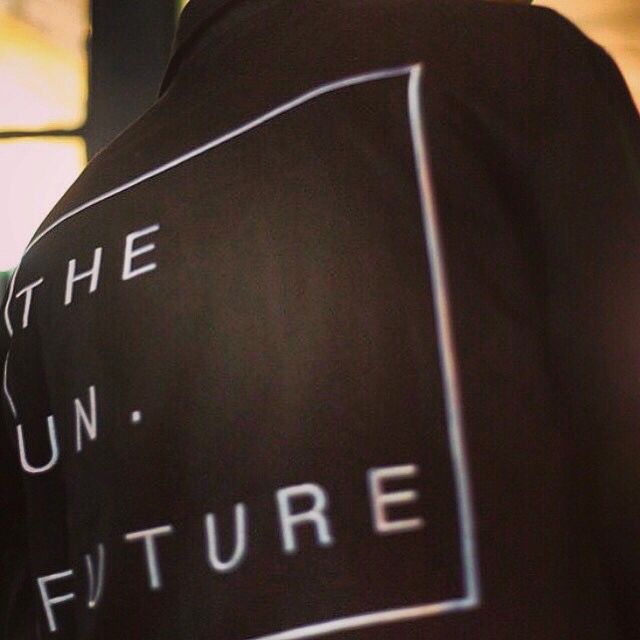 #future #is #coming