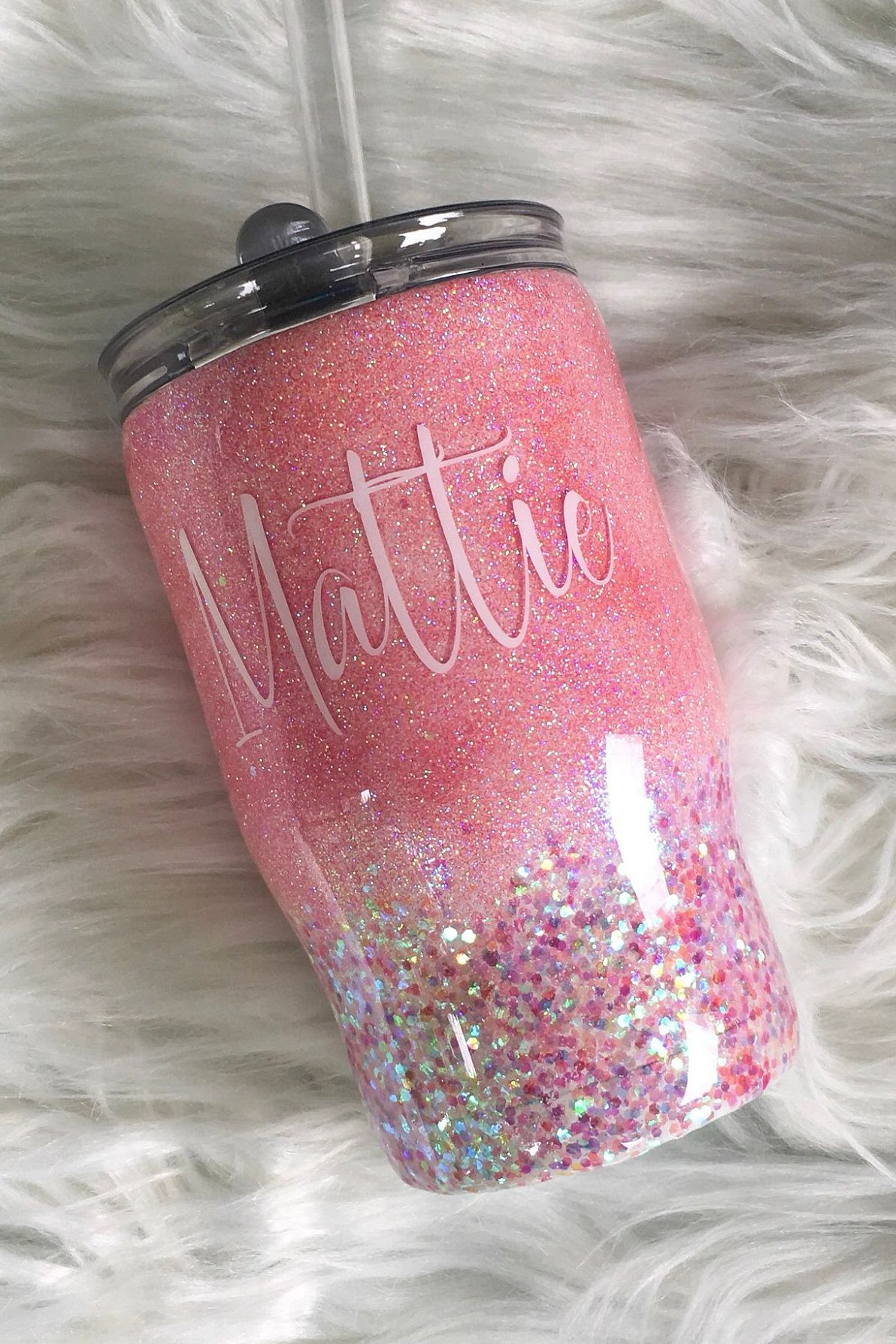 69336336c29 Excited to share this item from my #etsy shop: Glitter Tumbler,  Personalized Glitter Tumbler, Kids Glitter Tumbler, Personalized Kids Glitter  Tumbler