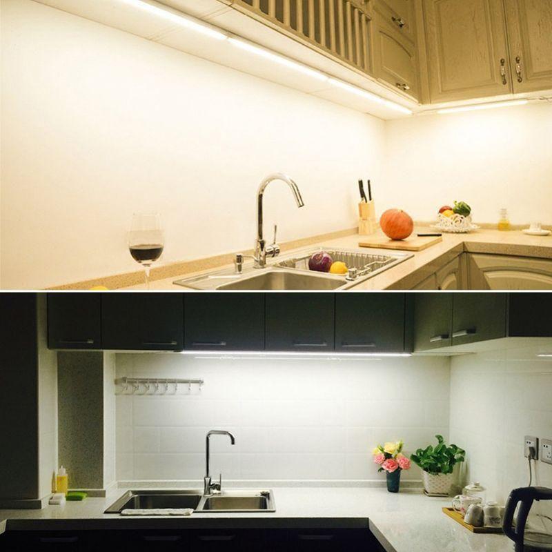 Ac175 265v T5 Led Tube Light Cabinet Lamp 2835 Smd Fluorescent