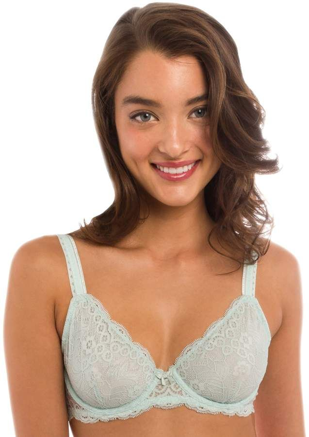 1ff2b9b5e6c52 Juniors  Candie s® Bras  Lace Plunge Unlined Bra in 2018