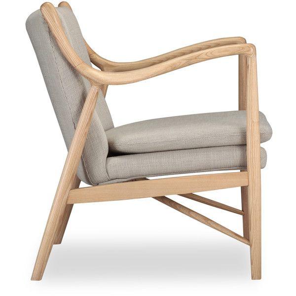 Copenhagen 45 Mid Century Modern Arm Chair 900 Liked Mid