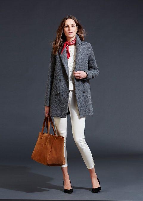 Sézane - Octave Coat | Autumn 2015 | Winter fashion ...