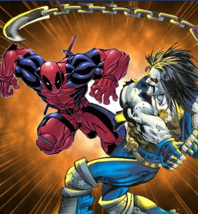 Deadpool vs Lobo
