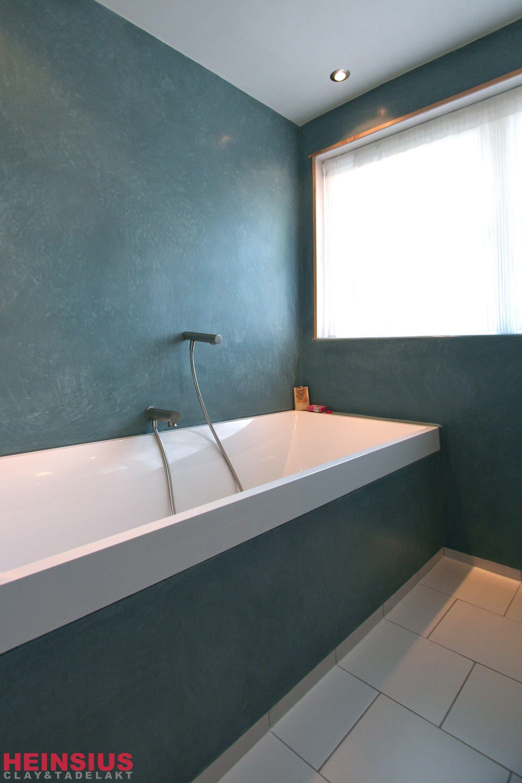 Tadelakt bathroom made by amel kadic - Tadelakt In Eindhoven