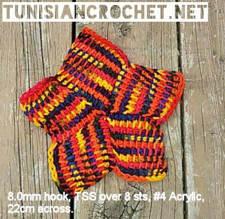 Five Point Pinwheel Motif - Free #Crochet Pattern with Tutorial ...