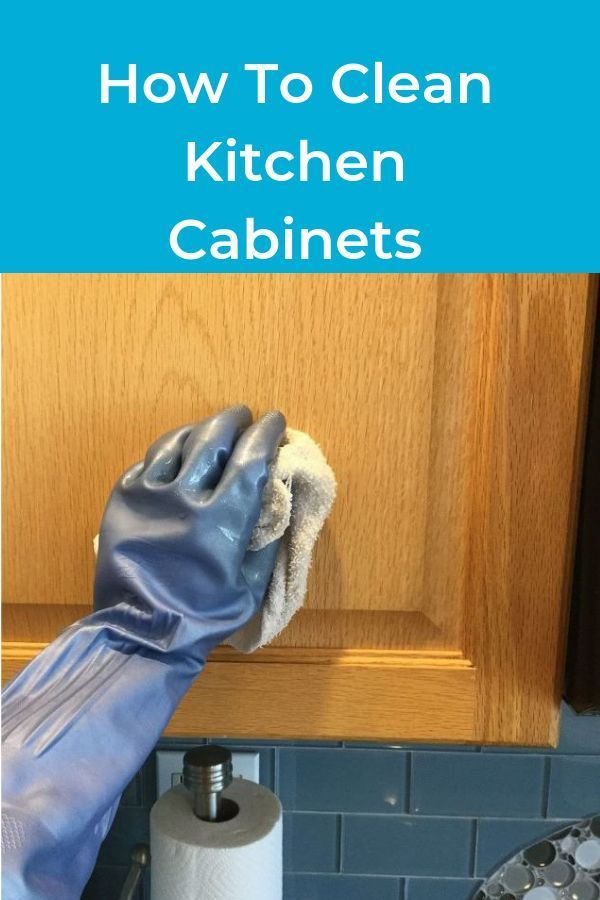 How To Properly Clean Your Kitchen Cabinets Bathroom