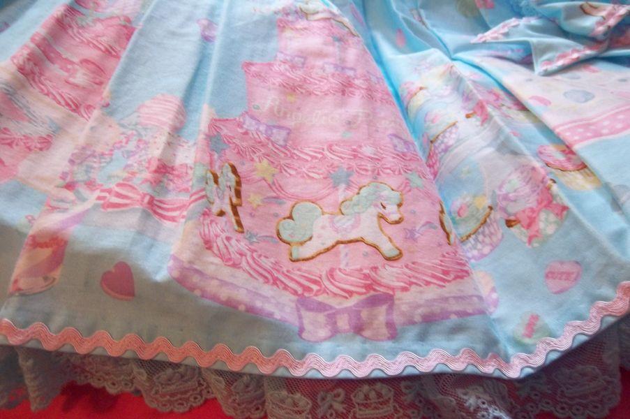 ♡ Decoration Dream Sax OP - Angelic Pretty ♡