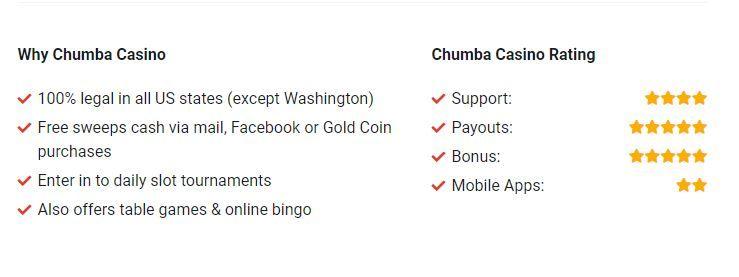 How to get chumba casino free sweeps and bonus code 2