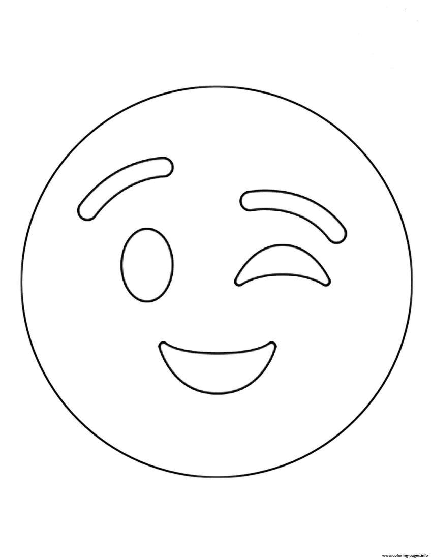 Free Printable Emoji Coloring Pages Emoji Coloring Pages