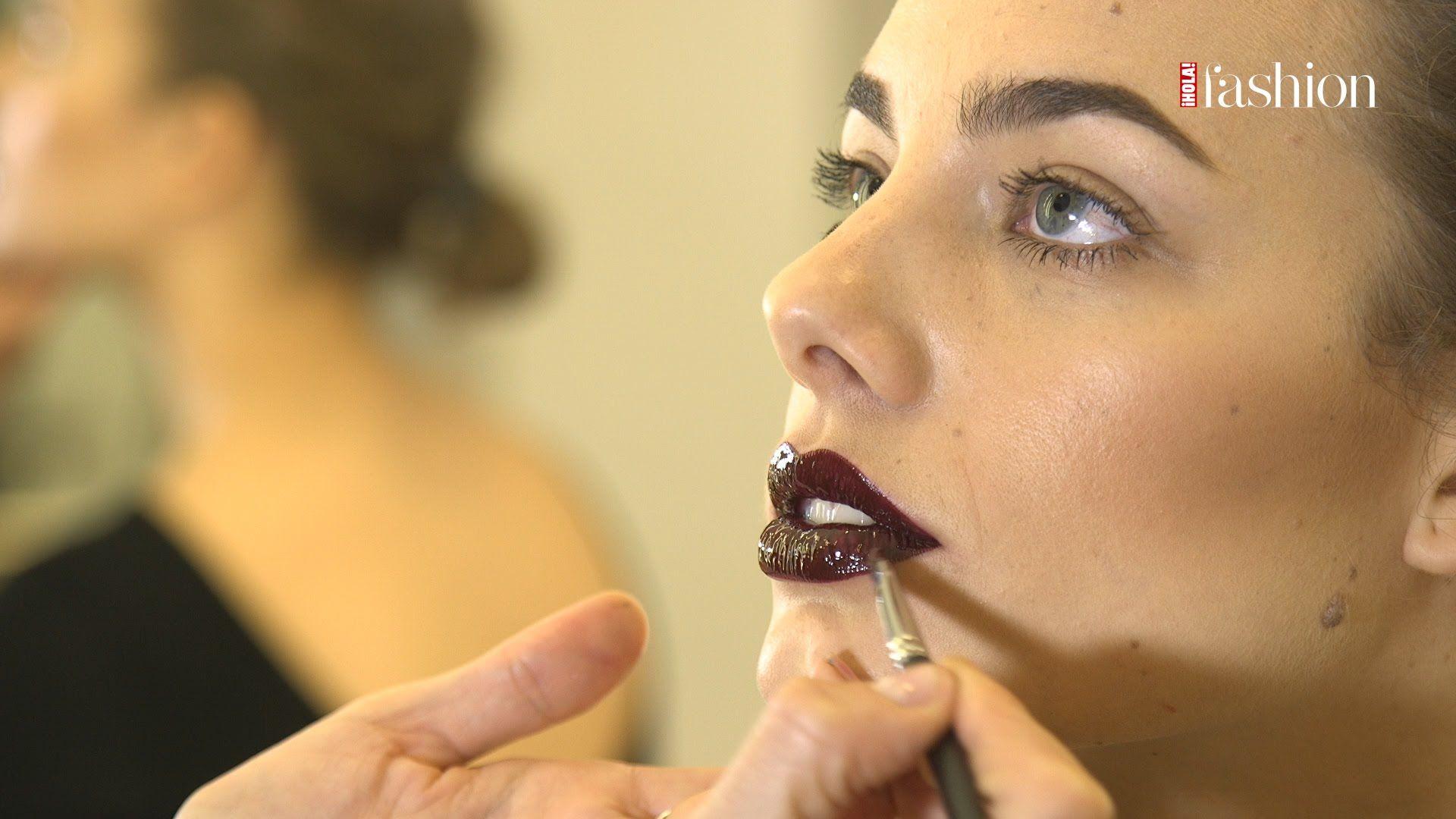 Paso a paso: ¿Cómo lucir unos labios oscuros?  – Maquillaje
