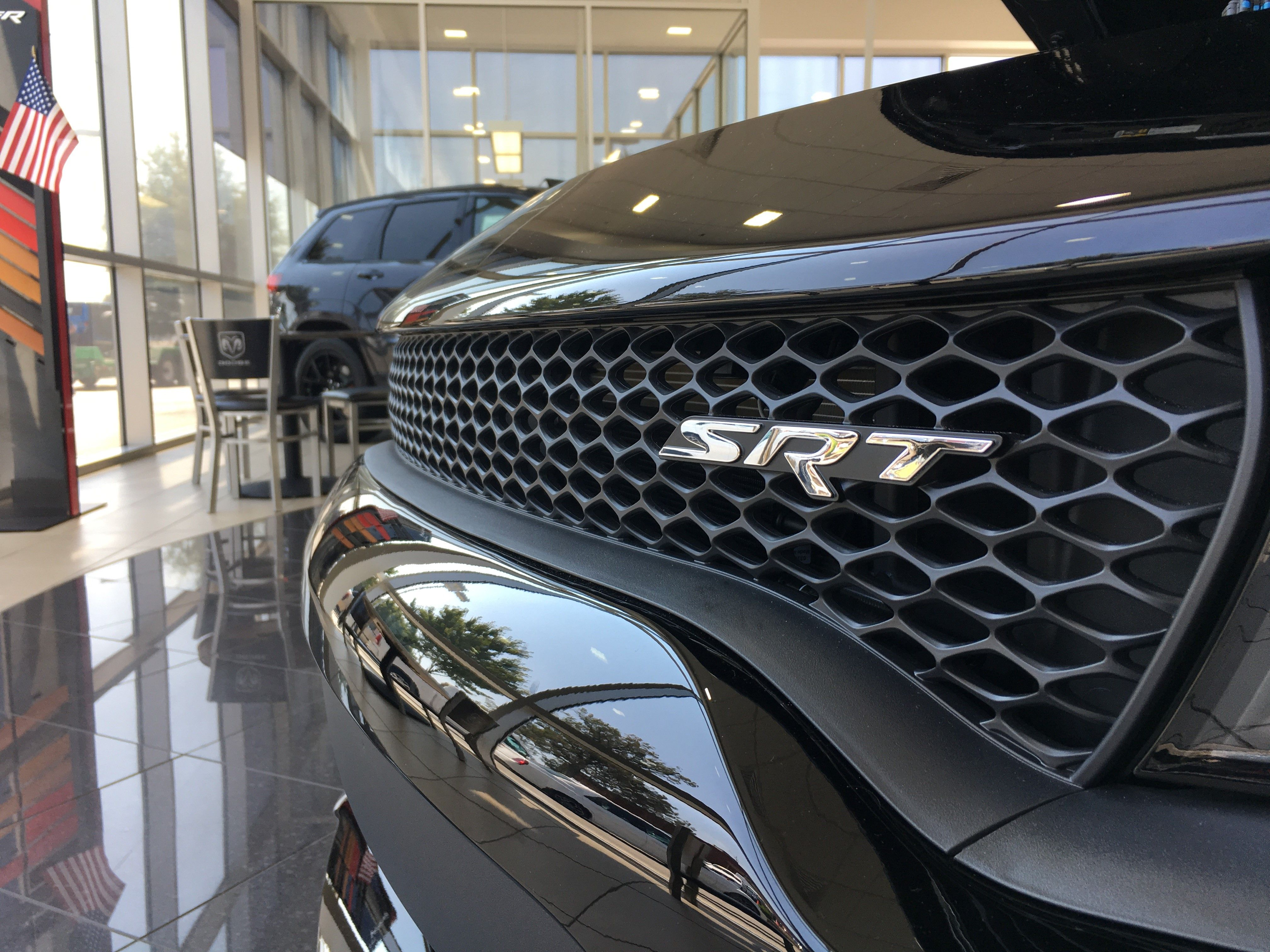 Dodge SRT In Our Showroom At Crown Chrysler Dodge Jeep Ram Greensborou2026