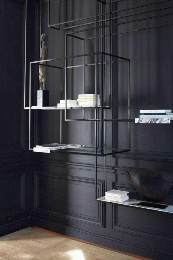 Industrial Design: 50+ Ideen für die Dekoration und moderne Inneneinrichtung #industridesign