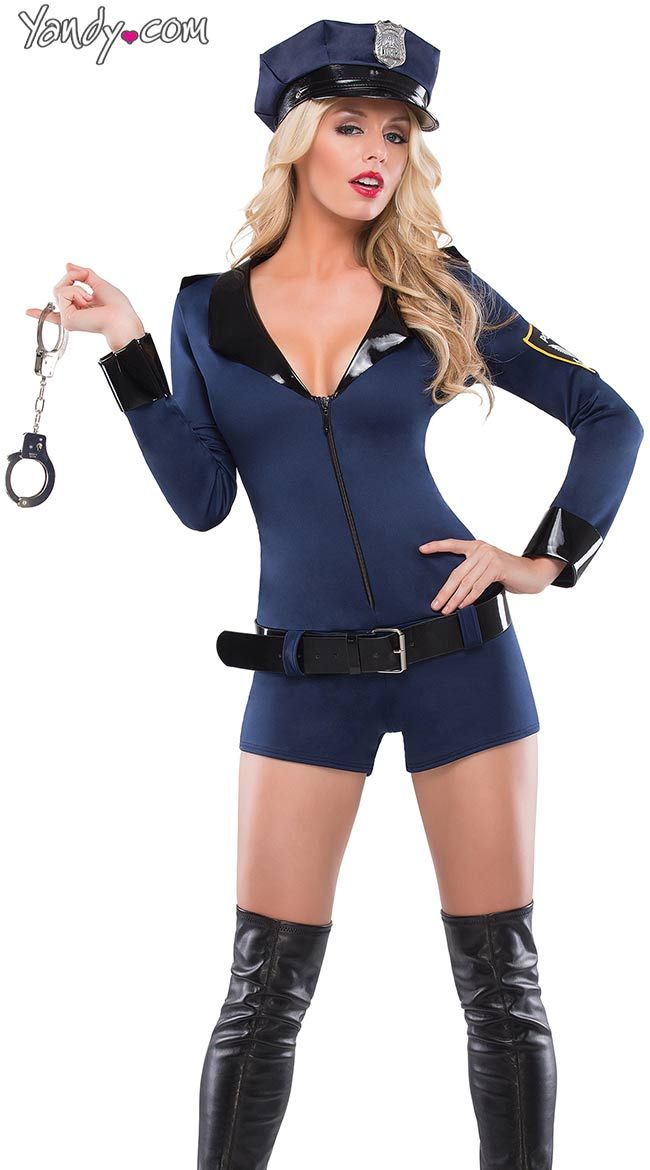 Beat Cop Costume  sc 1 st  Pinterest : police officer halloween costumes  - Germanpascual.Com