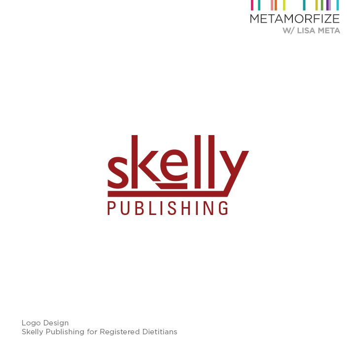 Logo Design • Skelly Publishing for Registered Dietitians