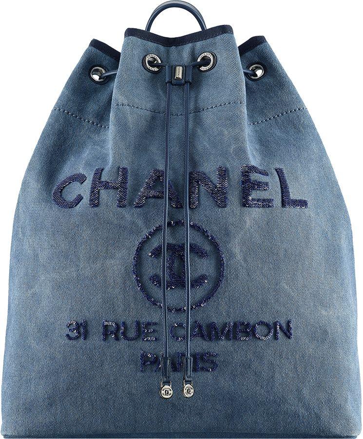 Chanel Spring Summer 2017 Seasonal Bag