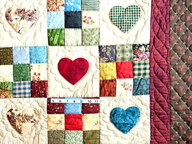 Easy 4 Patch Quilt Block Disappearing 4 Patch Quilt Pattern ... : 4 patch quilt patterns free - Adamdwight.com