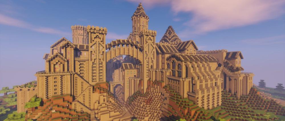 Charming Castles