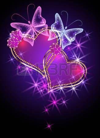 Srdce a motýli