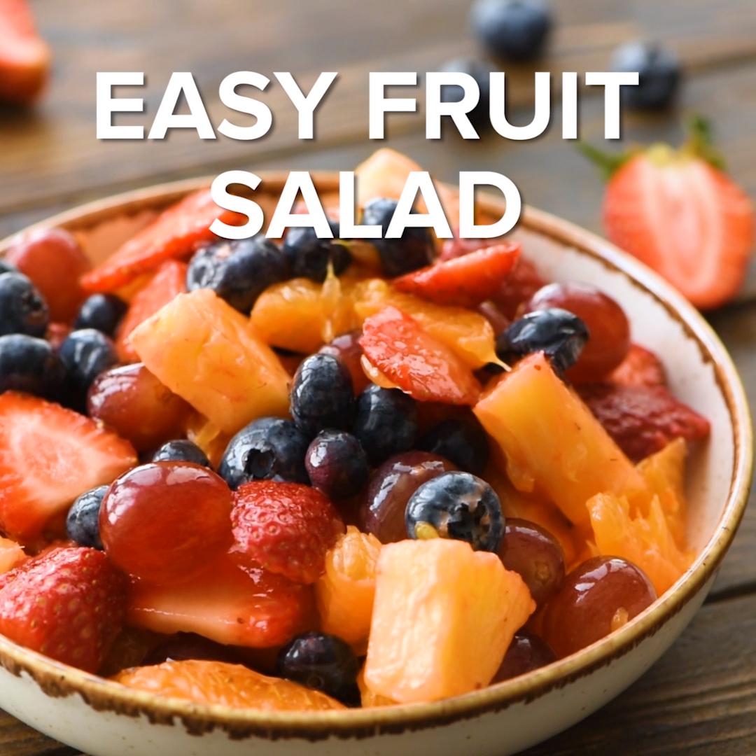 EASY FRUIT SALAD images