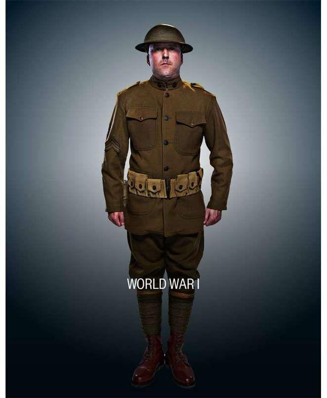 us ww1 uniform   scale modeling figures   Pinterest   Wwi ...