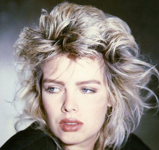 Kim Wilde's hair