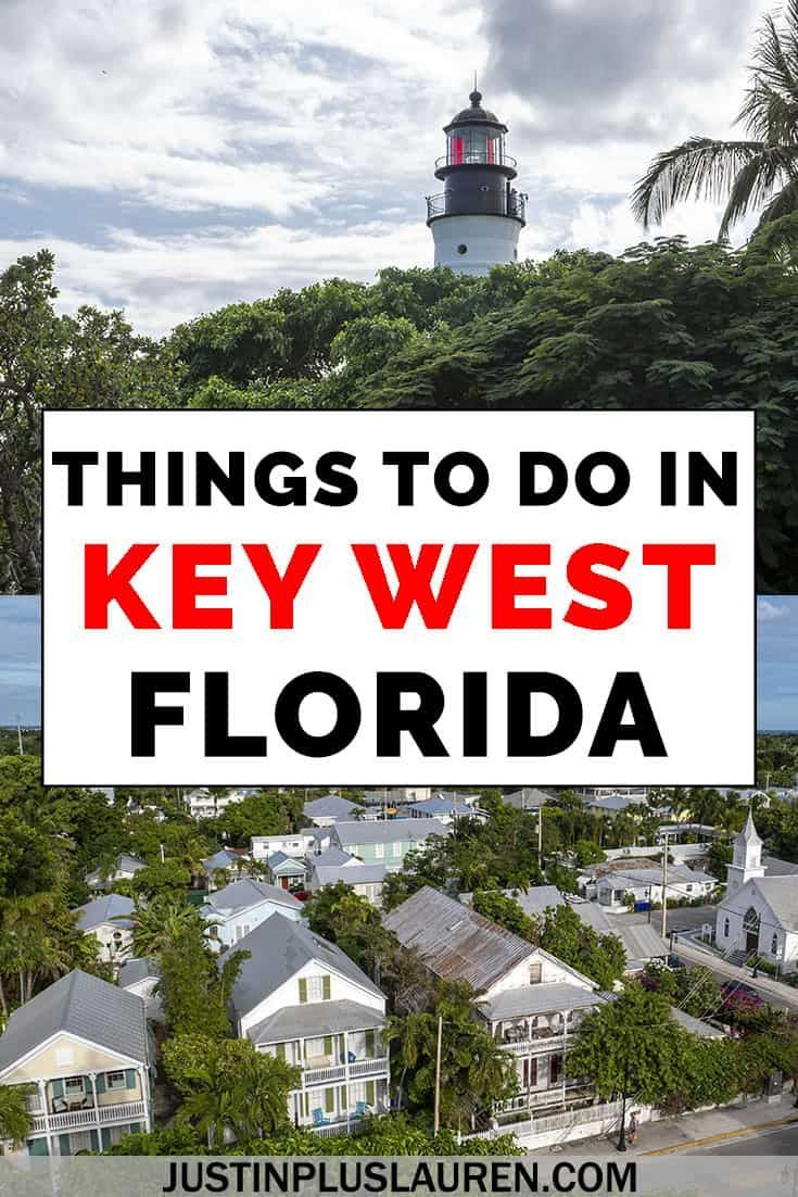 There are so many fun things to do in Key West Florida. Here's the perfect 1 day, 2 day, or 3 day Key West itinerary to plan your holidays. Whether you're spending a weekend in Key West or longer, here are the best activities and attractions for your trip. #KeyWest #Florida #USA #Travel #TravelGuide