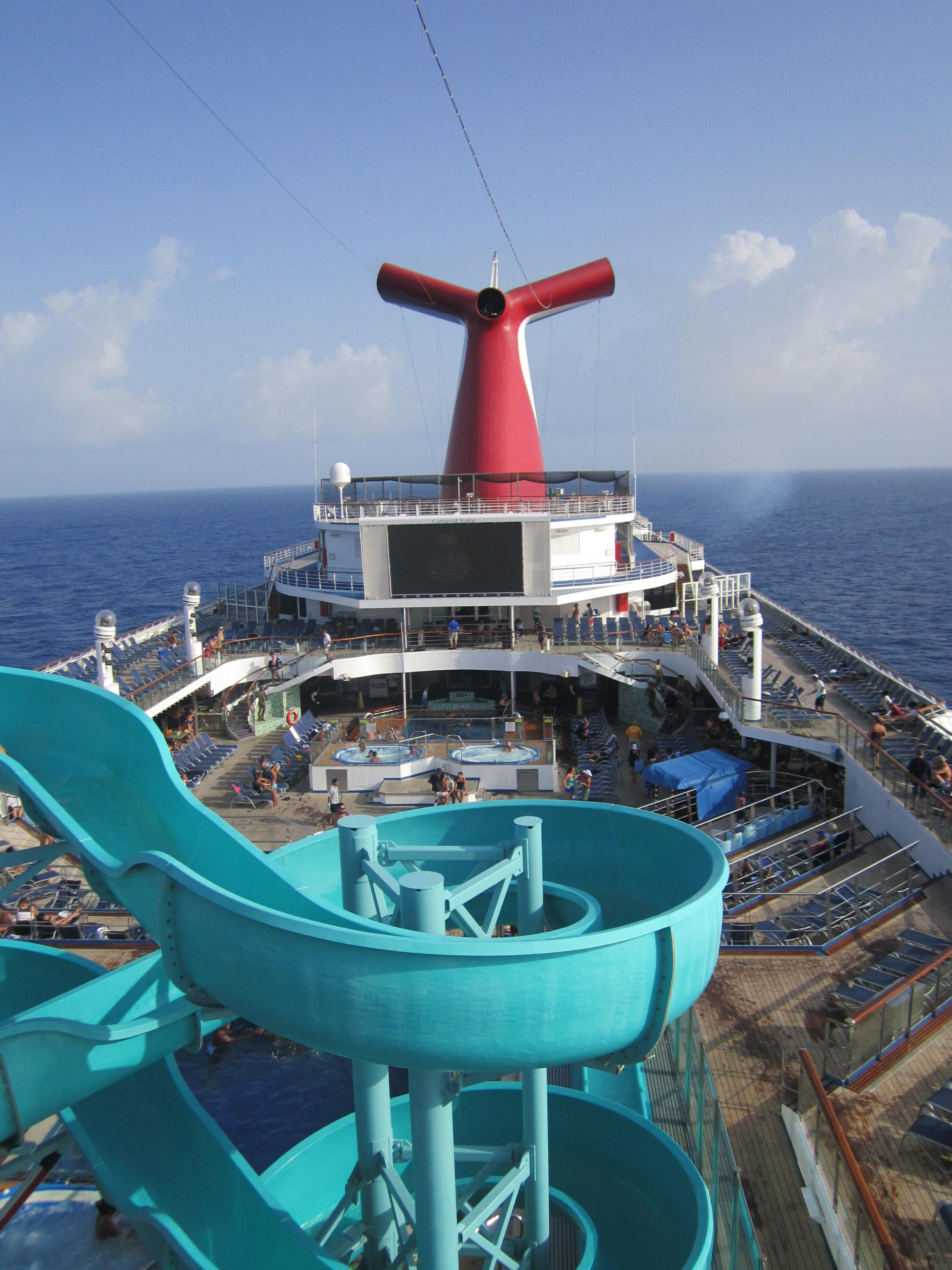 Carnival Valor Cruise Ship May Day Exotic Southern - Valor cruise ship