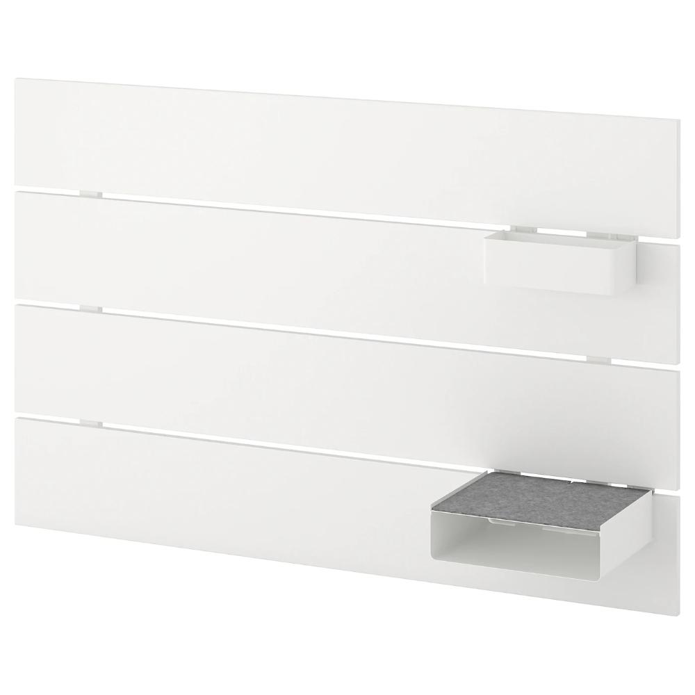 Nordli Tete De Lit Blanc 90 Cm Ikea Tete De Lit Blanche Lit Blanc Ikea