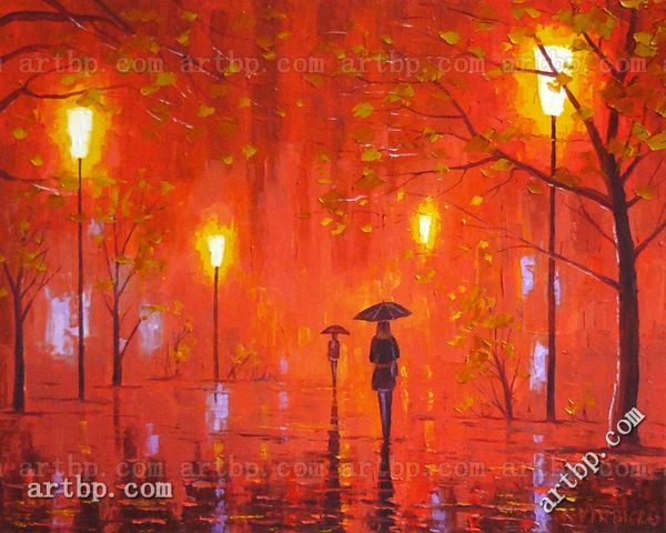 contemporary art with warm colors - google search | lighting