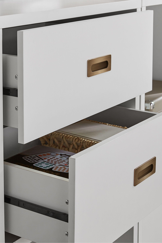 Better Homes Gardens Ludlow 2 Drawer Storage Cabinet Walmart Com Storage Cabinet Storage Drawers Cabinet