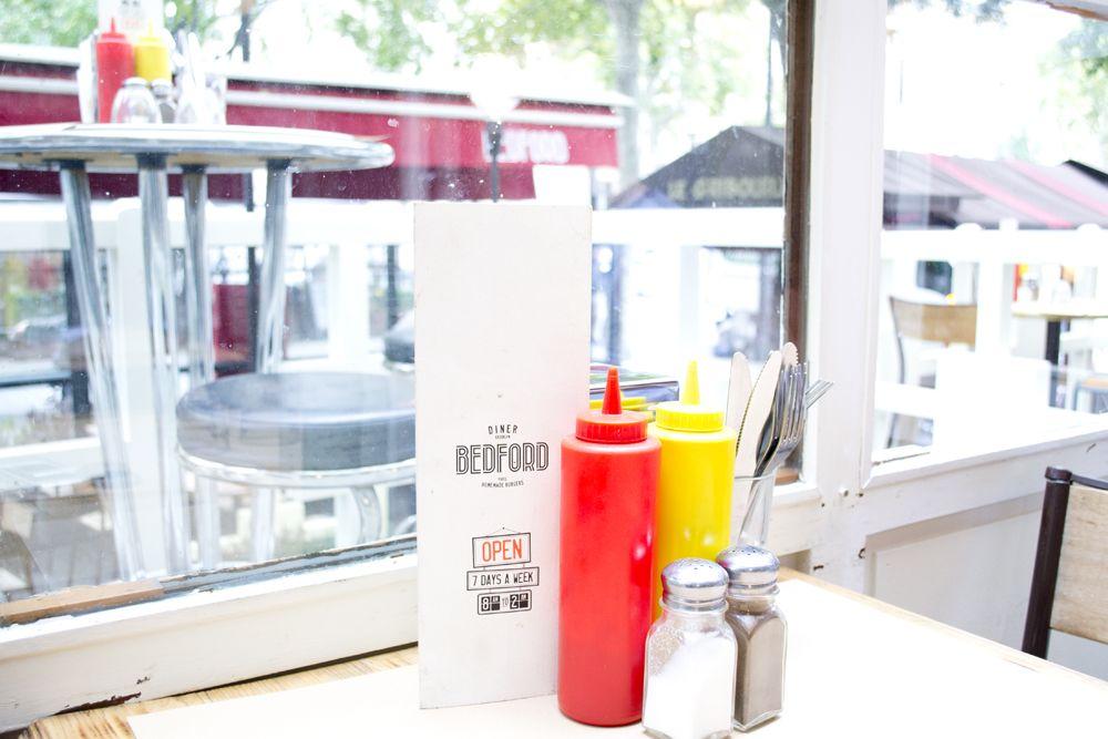Bedford Diner, Paris 4e