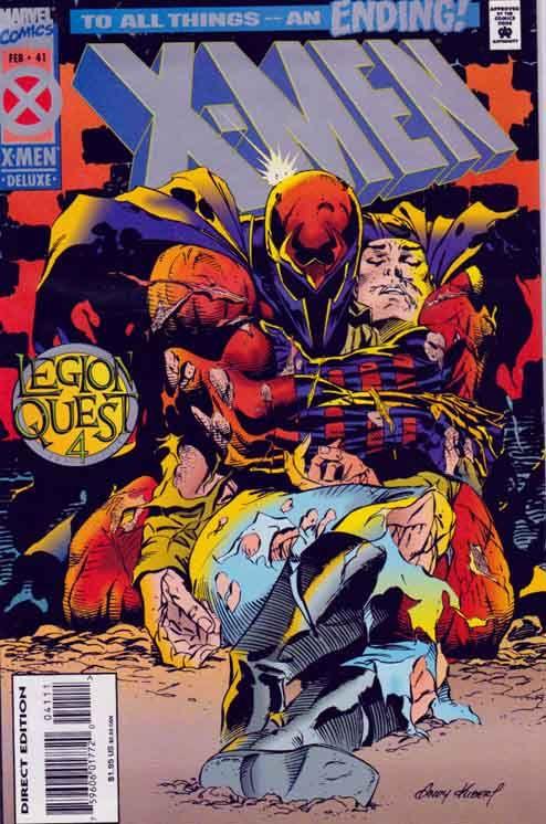 Xmen Vol 2 41 Jpg 494 746 Comics Marvel Comics Covers X Men