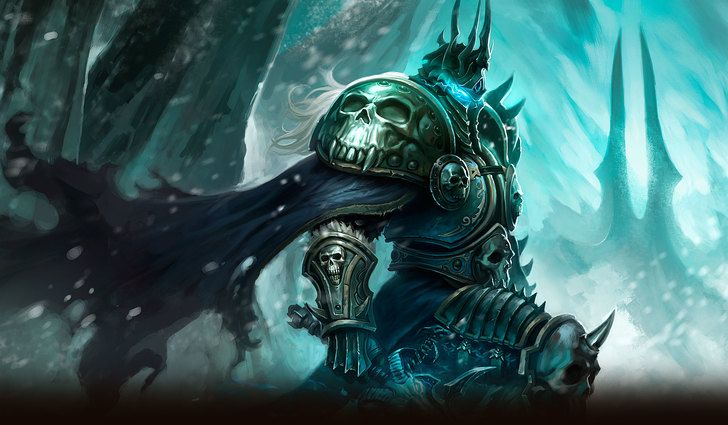 WoW Wallpapers Warcraft art, World of warcraft, Arthas