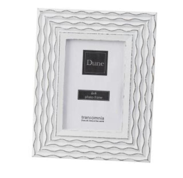 Check out my listing on Shopify! DUNE Distressed White Wooden Frame ...