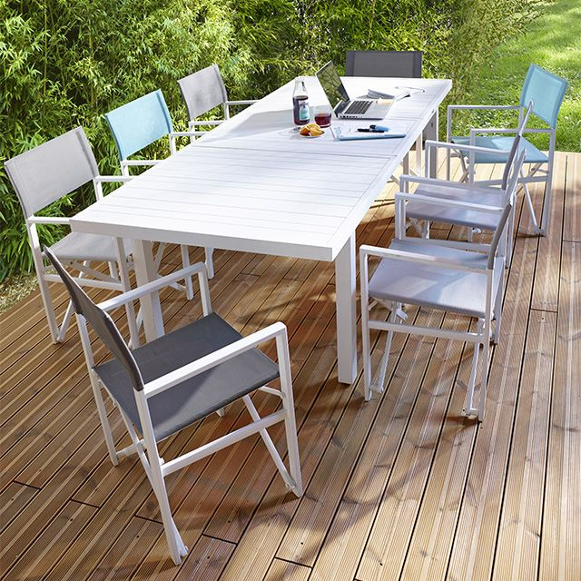 Castorama mobilier de jardin free best related article of table ronde jardin ikea orleans - Castorama jardin rotofil orleans ...