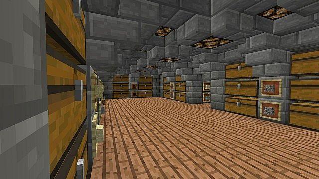 Underground Survival Base Minecraft Project Games Minecraft