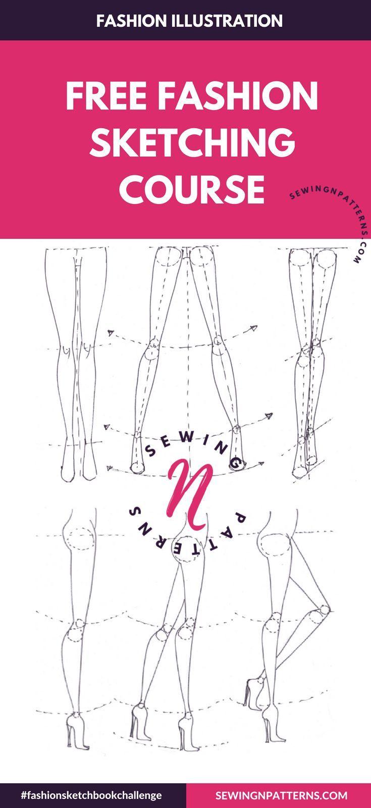 Fashion Sketchboook Challenge New