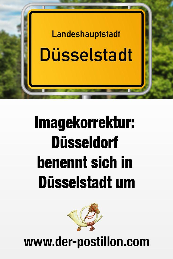 Imagekorrektur Düsseldorf benennt sich in Düsselstadt um