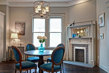 Queen Anne Bungalow Resurrection   Traditional   Dining Room   Atlanta    Carl Mattison Design