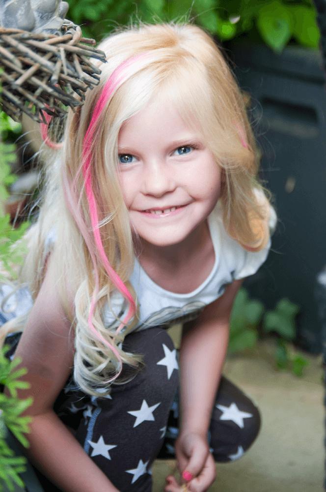 Frisuren für lange haare kinder | Kinder haar ...