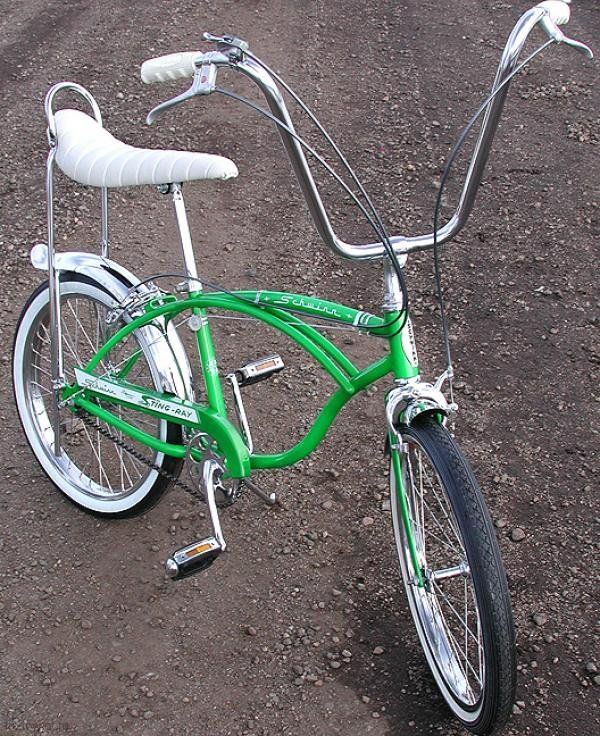 67f5f12829b 1965 Lime Schwinn Deluxe Stingray Bike 3 Speed Bicycle | Bicycle ...