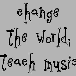 Music Teachers Make A Positive Difference In Our Lives Music Teachers Quotes Teaching Music Music Education
