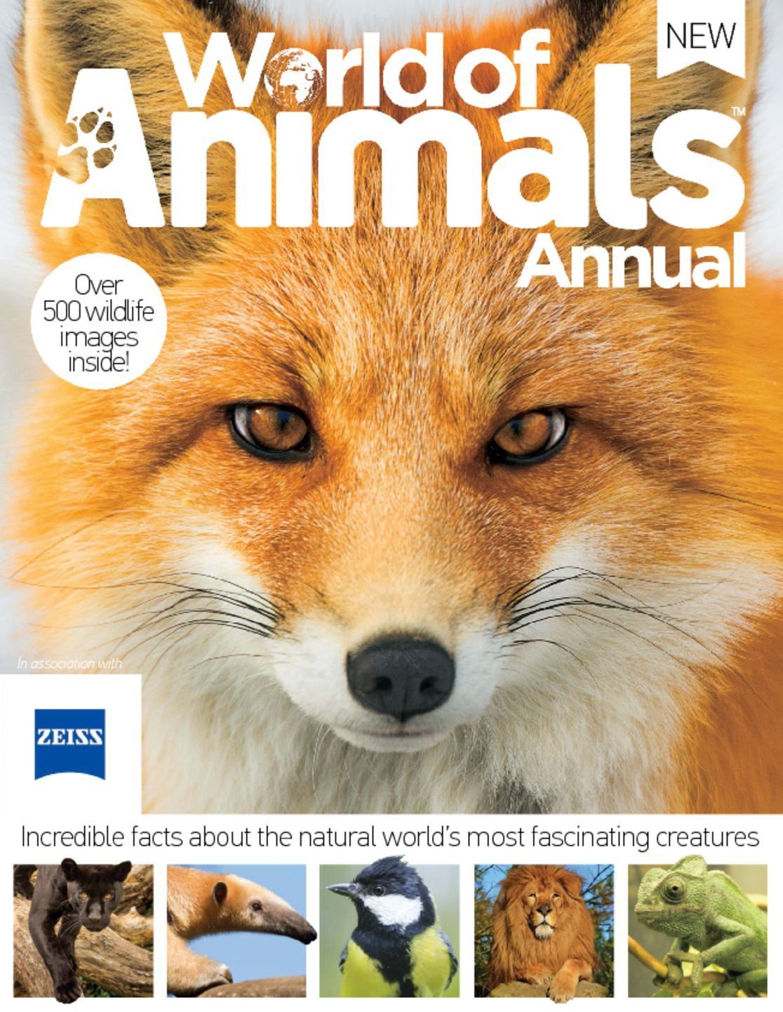 World of Animals Annual Back Issue December 2017 (Digital