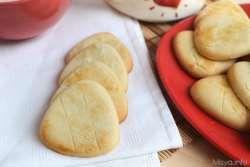 » Biscotti al latte condensato