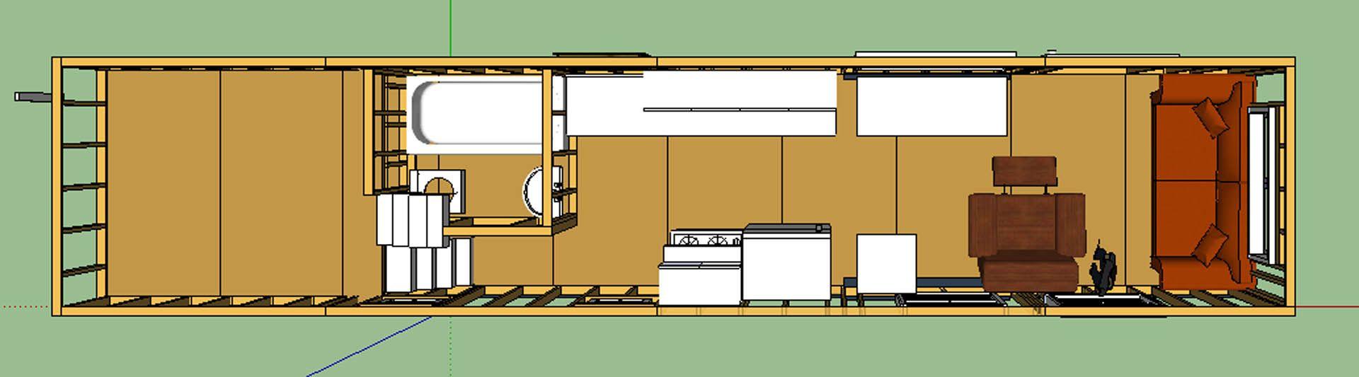 1000 images about Tiny House Gooseneck on Pinterest Gooseneck