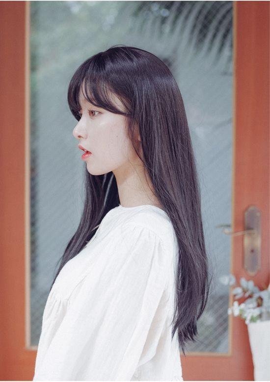 Korean Hairstyles And Fashion Official Korean Fashion Korean Hairstyle Korean Long Hair Long Hair Styles