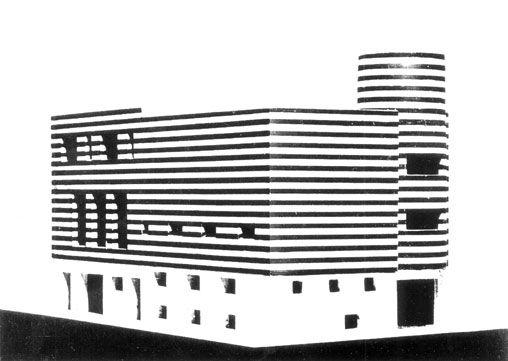 Projet De Villa Pour Josephine Baker Par Adolf Loos Belle Photo Architecture Voiture
