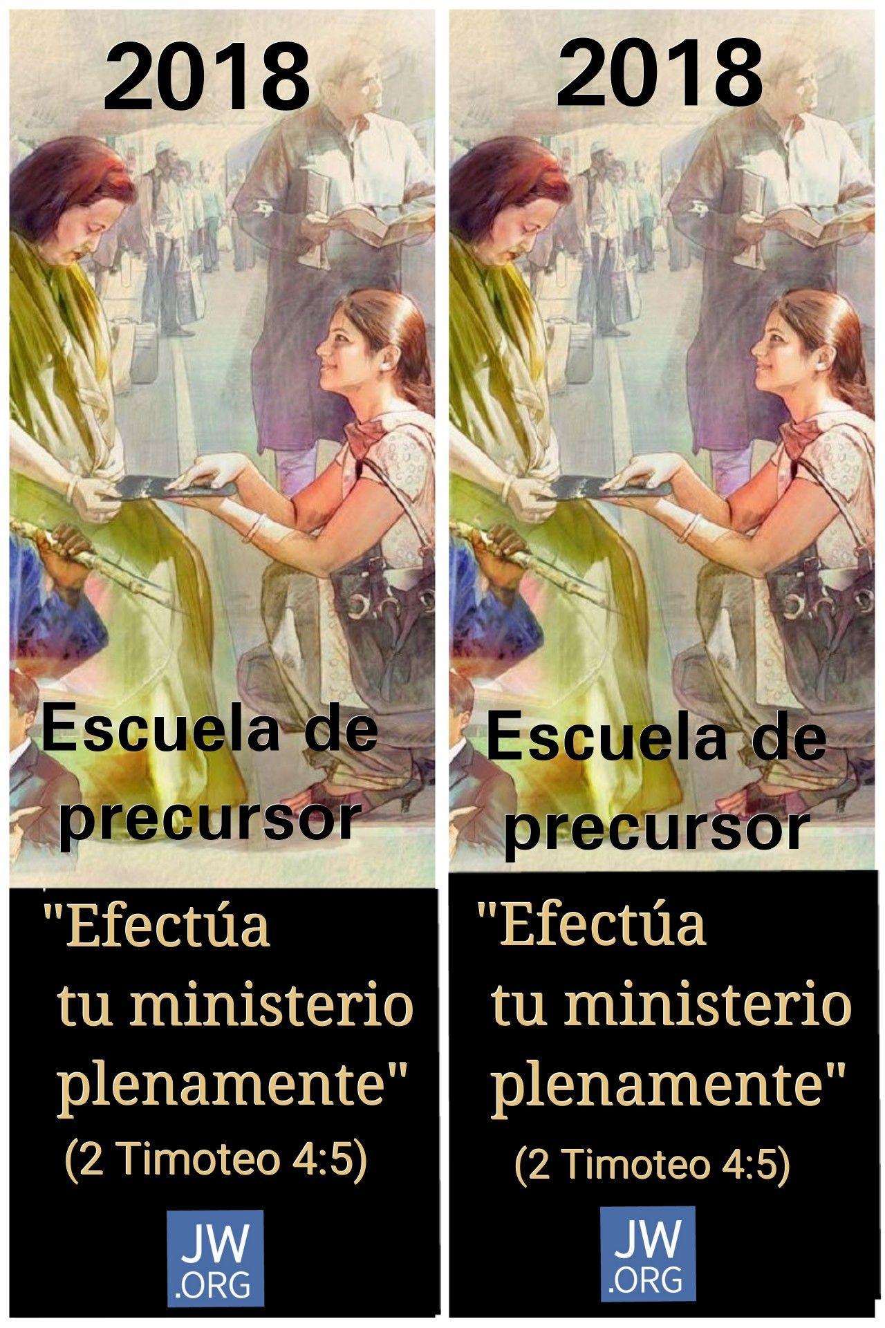 Escuela De Precursor Jw Regalos Para Testigos De Jehova Precursores Escuela