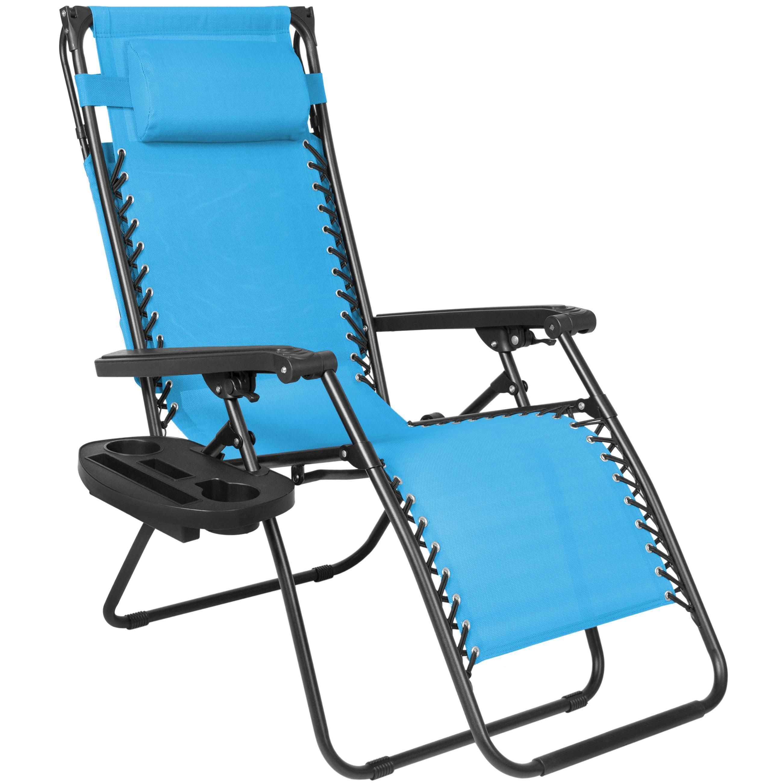 Best Choice Products SKY3248 Zero Gravity Chair w/ Canopy