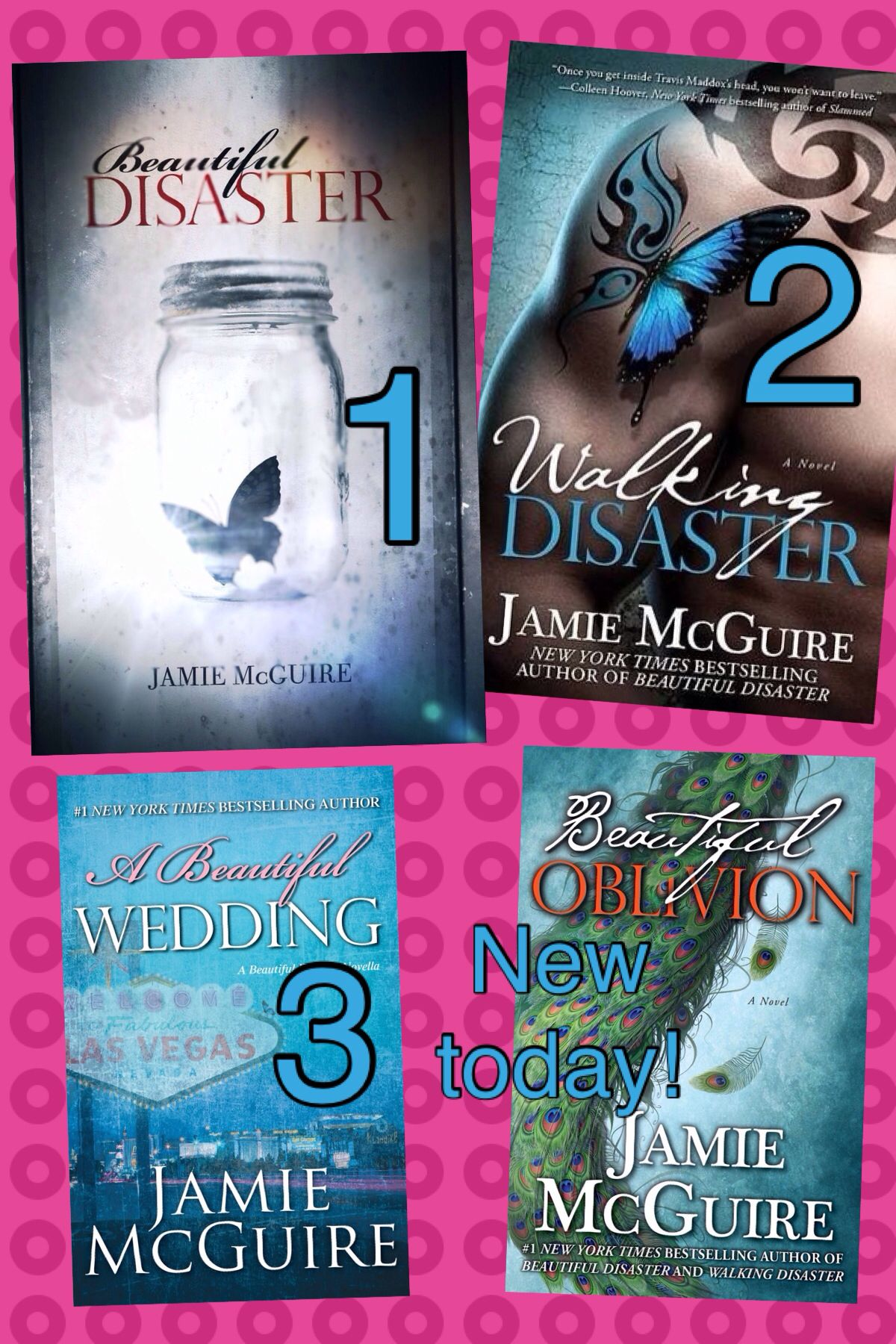 Beautiful Oblivion By Jamie Mcguire And A Wedding Didn T Know That One